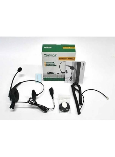 Yealink Yhs-33 Mikrofonlu Ip Telefon Kulaklığı Renkli